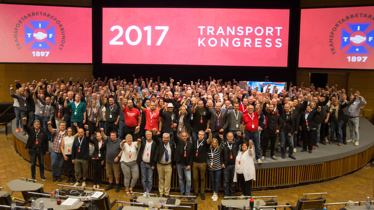 Transports kongress 2017