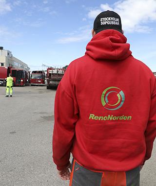 Sopkonflikt, Reno Norden, Älvsjö