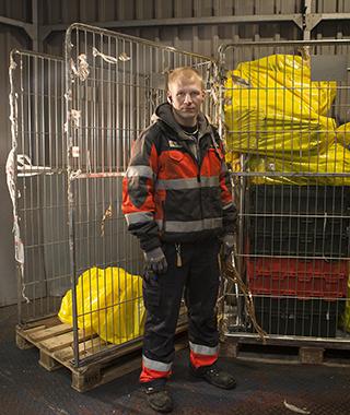 Eric Fredriksson