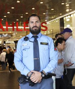 Ordningsvakten Mattias