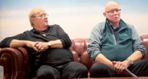 Dan Nyberg och Clas Linder
