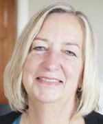 Berit Müllerström, LO:s andre vice ordförande