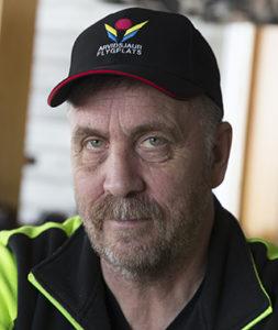 Martin Nilsson, Arvidsjaurs flygplats.
