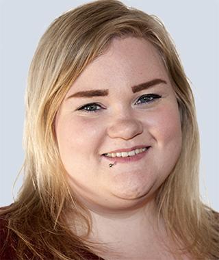 Josefin Johansson, ungsekreterare LO.