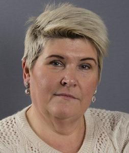 Anna Ryding, förbundskassör Transport
