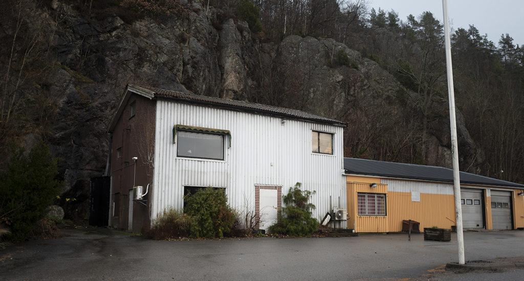 Här, i Munkedal, ligger Din Transportpartners huvudkontor. Åtminstone på papperet.