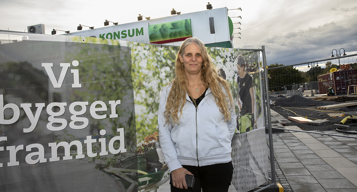 Helena Gullmarstam, taxitelefonist