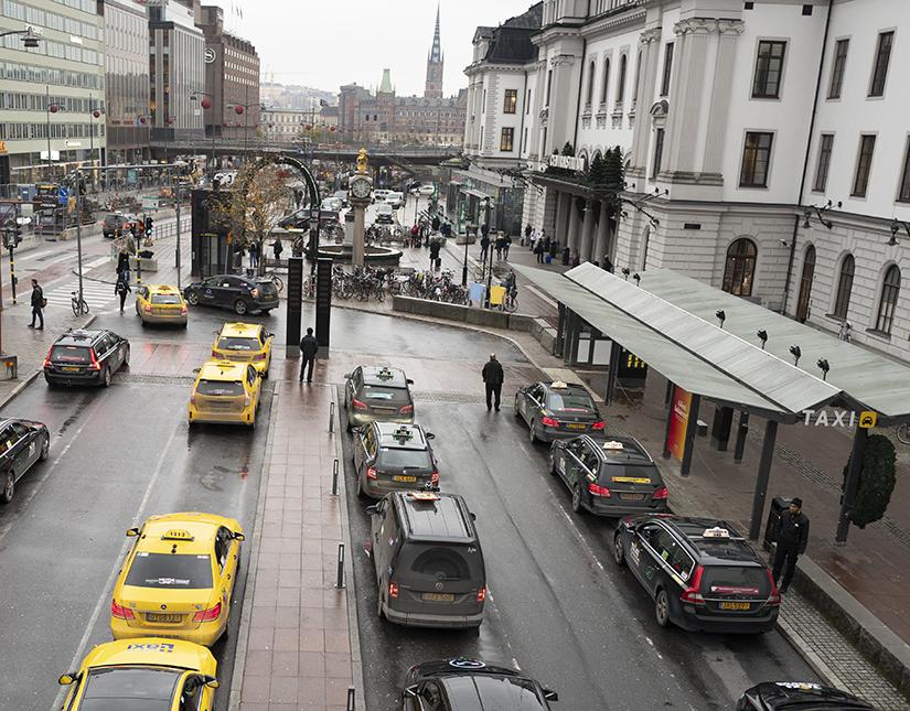 Miljovanlig spaning i stockholm