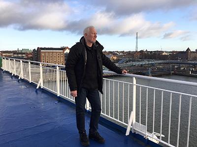 Ulf Jarnefjord dag 2