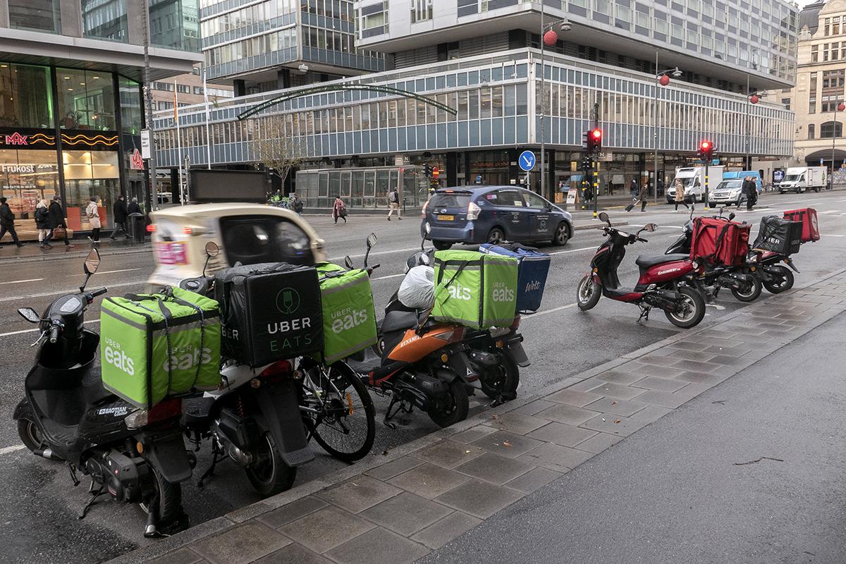 Matbuds-mopeder