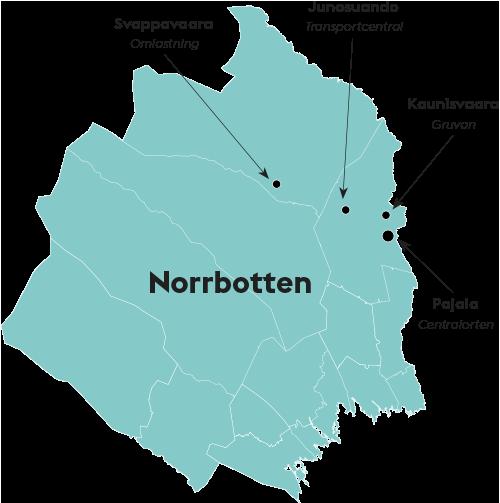 Norrbottenkarta