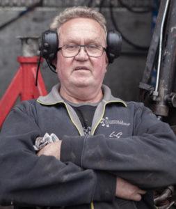 Lars Göran Mellberg.