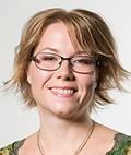 Linda Nygren, pensionsspecialist, Pensionsmyndigheten