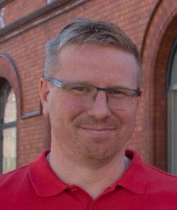 Daniel Wallfors.