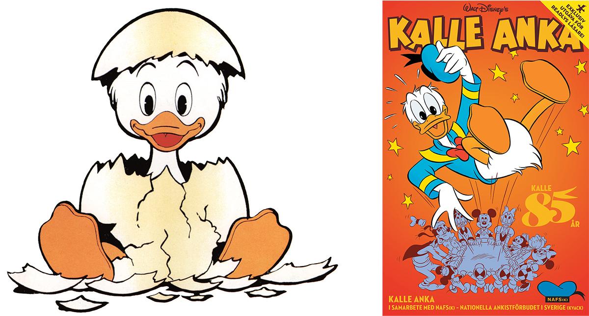 Kalle Anka – 85-årsjubileum