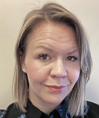 Jenny Gustafsson, Försäkringskassan